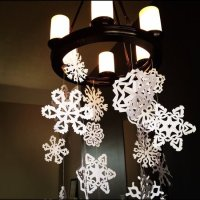 How To Make Paper Snowflakes - 12 designs